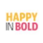 HAPPY in BOLD