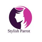 stylish parrot