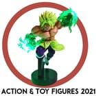 Action & Toy Figures 2021