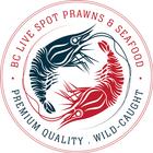 BC Live Spot Prawns & Seafood