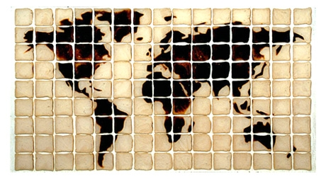 africa, asia, and australia image