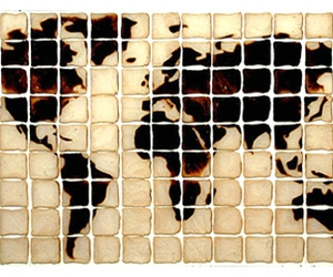 africa, asia, and bread image
