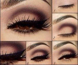 beauty, hairs, and makeup image