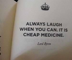 laugh, quotes, and medicine image