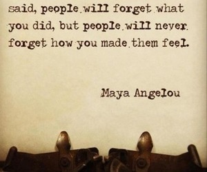 quotes, people, and maya angelou image