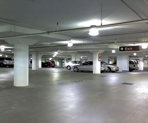 vancouver, parkade cleaning, and parking lot washing image