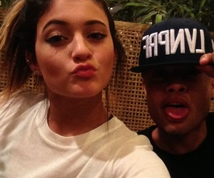 kylie jenner and alfredo flores image