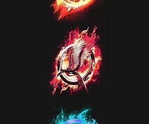 beautiful, fire, and Jennifer Lawrence image