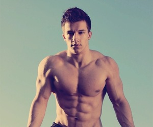 abs, boy, and shirtless image