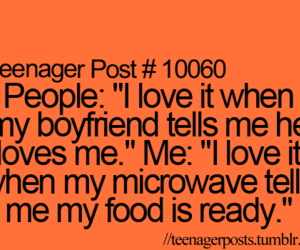 boyfriend, funny, and teenager post image
