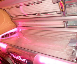 pink, solarium, and tan image