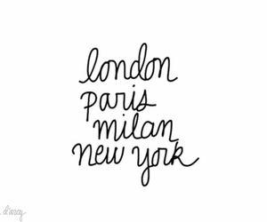 paris, london, and milan image
