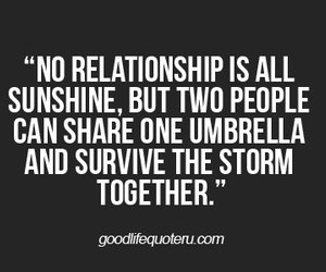 Relationship, couple, and quote image