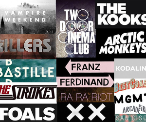 arctic monkeys, indie, and the xx image