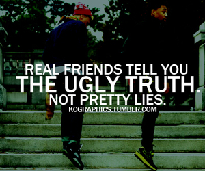 truth and friends image