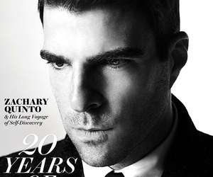 spock, star trek, and zachary quinto image