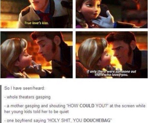 disney, lol, and frozen image