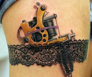 3d, awesome, and Tattoos image