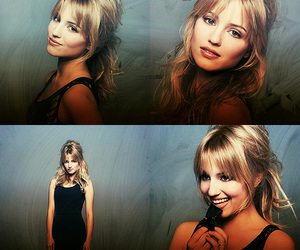 beautiful, glee, and Quinn image