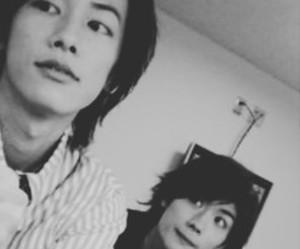 boys, japan, and Miura Haruma image