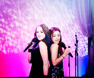 victorious, liz gillies, and ariana grande image