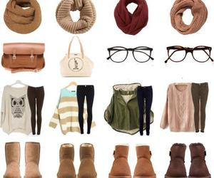 outfit, style, and boots image