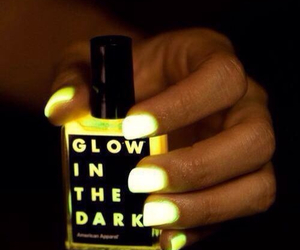 cool, in the dark, and girly image