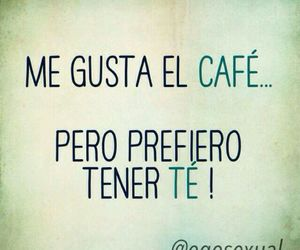cafe, me gusta, and frases en español image