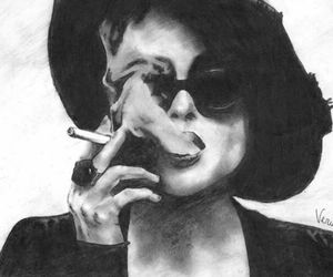 cigarette, club, and cool image