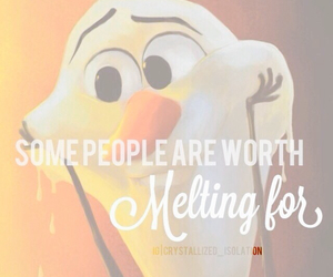 olaf, frozen, and cute image