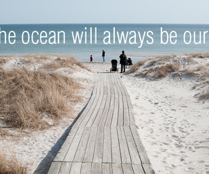 always, ocean, and ours image