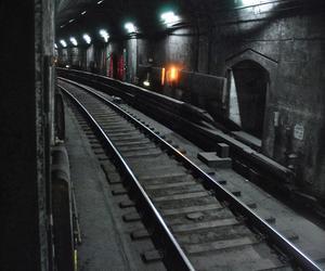 metro, railway, and underground image