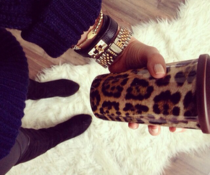 fashion, style, and leopard image