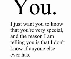 special, love, and love you image