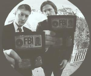 supernatural, fbi, and Jensen Ackles image