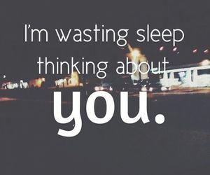 love, you, and sleep image