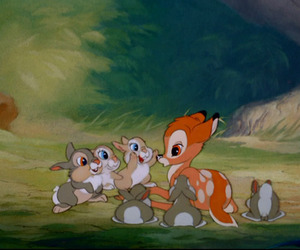 bambi, disney, and cute image