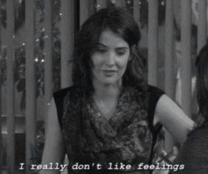 feelings, how i met your mother, and quote image