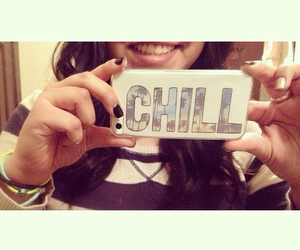chill, diy, and iphone image