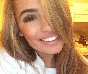 smile, girl, and beautiful image