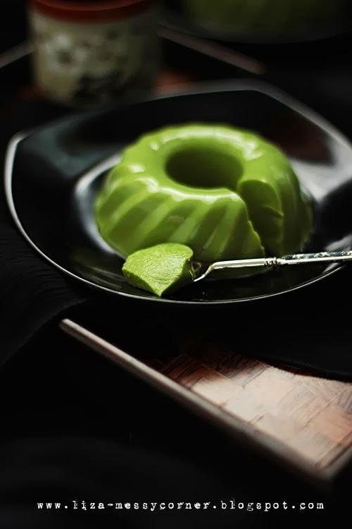pudding and Matcha image