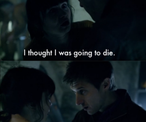 doctor who, rory williams, and arthur darvill image