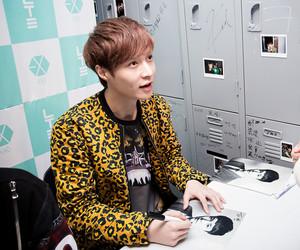 exo, yixing, and exo k image