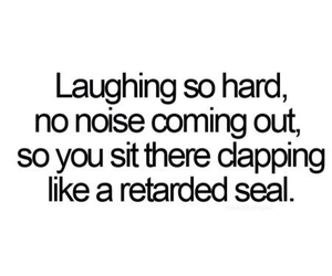 funny, quotes, and laughing image