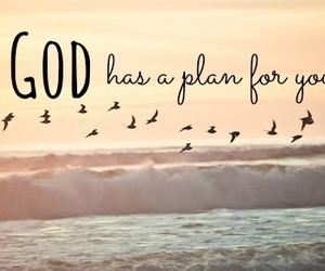god, love, and plan image