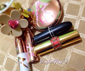 mac, YSL, and marc jacobs image