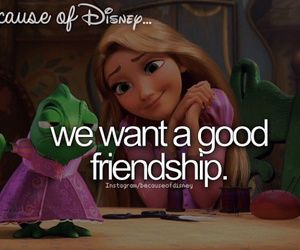 disney, tangled, and quote image