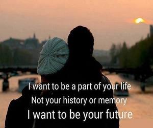 love, future, and memory image