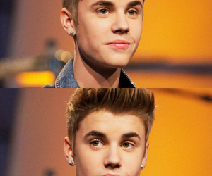 justin bieber and eyes image