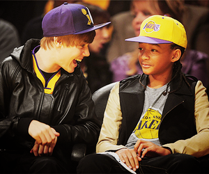 justin bieber, swag, and jaden smith image